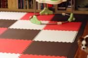 Фото 11 Мягкий пол для детских комнат (60+ фото): где купить лучшее покрытие и сравнение вариантов с плиткой и пазлами