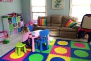 Фото 1 Мягкий пол для детских комнат (45 фото), его особенности и возможности