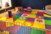 Фото 12 Мягкий пол для детских комнат (45 фото), его особенности и возможности