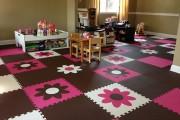 Фото 8 Мягкий пол для детских комнат (45 фото), его особенности и возможности