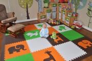 Фото 2 Мягкий пол для детских комнат (45 фото), его особенности и возможности