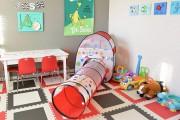 Фото 3 Мягкий пол для детских комнат (60+ фото): где купить лучшее покрытие и сравнение вариантов с плиткой и пазлами
