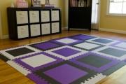 Фото 16 Мягкий пол для детских комнат (45 фото), его особенности и возможности