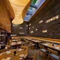Студия Sordo Madaleno Arquitectos разработала дизайн уникального ресторана в  Поланко, Мехико фото