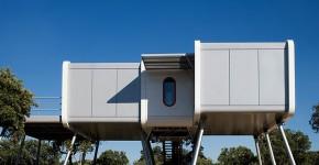 «Дом — космический корабль» приземлился в центральной Испании фото