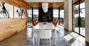 Обеденные столы (56 фото): разновидности, материалы, дизайн фото