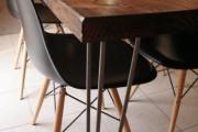 Фото 12 Обеденные столы (56 фото): разновидности, материалы, дизайн