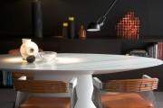 Фото 7 Обеденные столы (56 фото): разновидности, материалы, дизайн