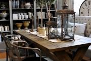Фото 11 Обеденные столы (56 фото): разновидности, материалы, дизайн