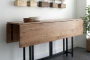 Фото 20 Обеденные столы (56 фото): разновидности, материалы, дизайн