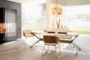 Фото 21 Обеденные столы (56 фото): разновидности, материалы, дизайн