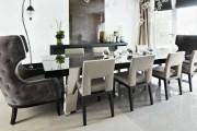 Фото 25 Обеденные столы (56 фото): разновидности, материалы, дизайн