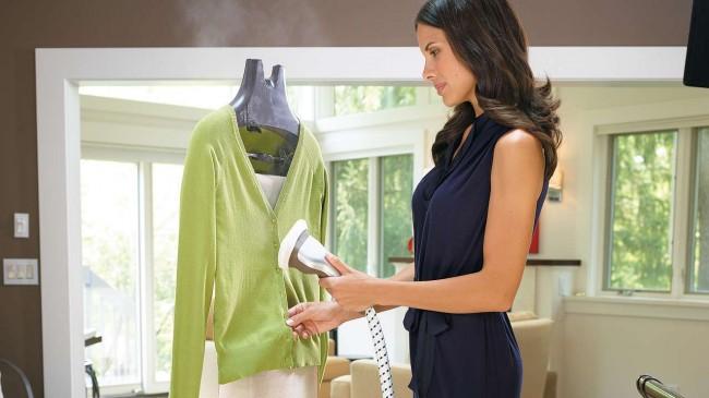 Отпариватель для одежды. Ваша одежда - это ваши инвестиции в приятный внешний вид. И методы для ее чистки и отглаживания должны быть безопасными и мягкими