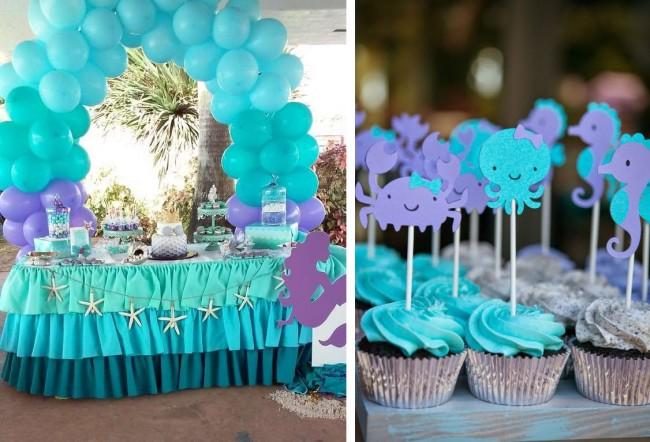 Сервировка стола в домашних условиях. Тематические дни рождения - отличный способ развлечь детей. Декор стола соответствует выбранной теме праздника