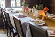 Фото 23 Сервировка стола в домашних условиях (50 фото): правила этикета на все случаи жизни