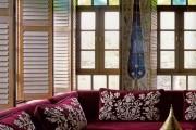 Фото 25 Ставни на окна (50 фото): элемент защиты и декоративного оформления загородных домов