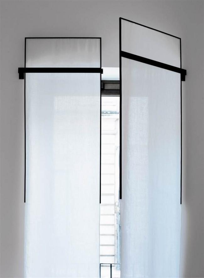 Ставни на окна. Ставни на металлическом каркасе, выполняющие роль штор