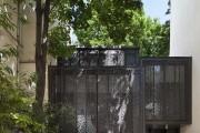 Фото 19 Ставни на окна (50 фото): элемент защиты и декоративного оформления загородных домов