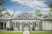 Фото 12 Ставни на окна (50 фото): элемент защиты и декоративного оформления загородных домов