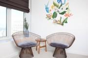 Фото 9 Роспись стен в интерьере (54 фото): оригинальный декор для квартиры