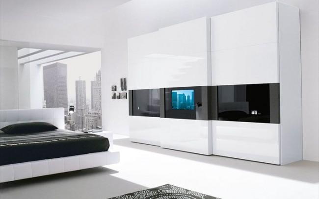 Сверх-современная мебель в стиле хай-тек