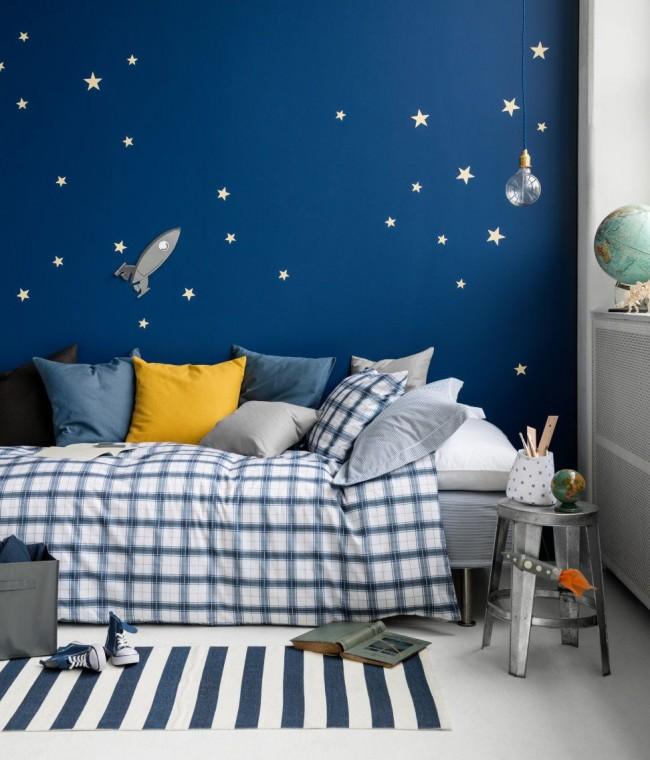 Детская комната мальчика - это огромный мир, который станет местом для реализации смелых мальчишеских фантазий
