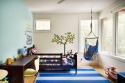Фото 5 Ковёр в детскую комнату для мальчика (68 фото): делаем грамотный выбор