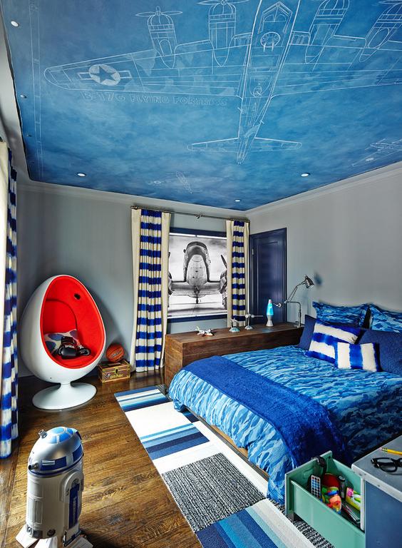 Прислушайтесь к мнению ребенка что бы помочь ему создать неповторимый дизайн комнаты
