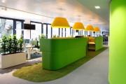 Фото 2 Инновационный офис с изысканным и необычным дизайном