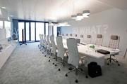 Фото 6 Инновационный офис с изысканным и необычным дизайном