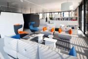 Фото 3 Инновационный офис с изысканным и необычным дизайном