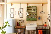 Фото 12 Аксессуары для кухни: удачные акценты и 60 способов оживить кухонное пространство