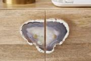 Фото 2 Мебельные ручки (85 фото): материалы изготовления, формы, способы креплений