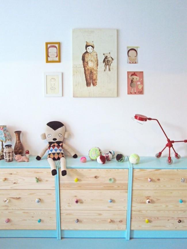 Неожиданные формы в сочетании с функциональностью, эргономичностью и безопасностью особенно важны для мебели в детских комнатах