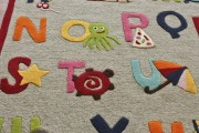 Фото 14 Ковёр в детскую комнату для мальчика (95 фото): делаем грамотный выбор
