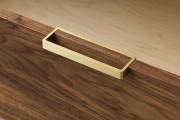 Фото 39 Мебельные ручки (85 фото): материалы изготовления, формы, способы креплений