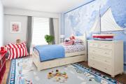 Фото 6 Ковёр в детскую комнату для мальчика (68 фото): делаем грамотный выбор