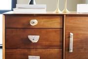 Фото 8 Мебельные ручки (85 фото): материалы изготовления, формы, способы креплений