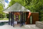 Фото 7 Дачные домики для 6 соток (проекты, 53 фото): мал золотник, да дорог!