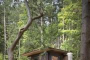 Фото 9 Дачные домики для 6 соток (проекты, 53 фото): мал золотник, да дорог!
