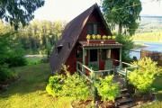 Фото 18 Дачные домики для 6 соток (проекты, 53 фото): мал золотник, да дорог!