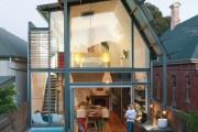 Фото 20 Дачные домики для 6 соток (проекты, 53 фото): мал золотник, да дорог!
