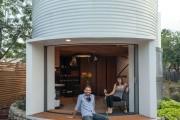 Фото 25 Дачные домики для 6 соток (проекты, 53 фото): мал золотник, да дорог!