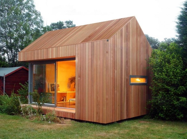 Простой дизайн в аккуратном исполнении создаёт домашнюю атмосферу