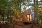Фото 5 Дачные домики для 6 соток (проекты, 53 фото): мал золотник, да дорог!
