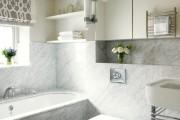 Фото 8 Экраны для ванны (52 фото): виды, материалы, процесс установки