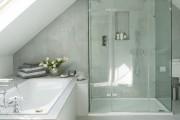 Фото 13 Экраны для ванны (52 фото): виды, материалы, процесс установки
