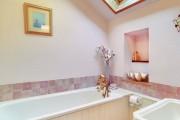 Фото 4 Экраны для ванны (52 фото): виды, материалы, процесс установки