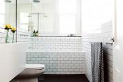 Фото 15 Экраны для ванны (52 фото): виды, материалы, процесс установки