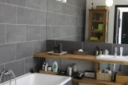 Фото 16 Экраны для ванны (52 фото): виды, материалы, процесс установки